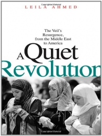 This is Leila Ahmed's book cover